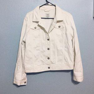 White Denim GAP Jacket